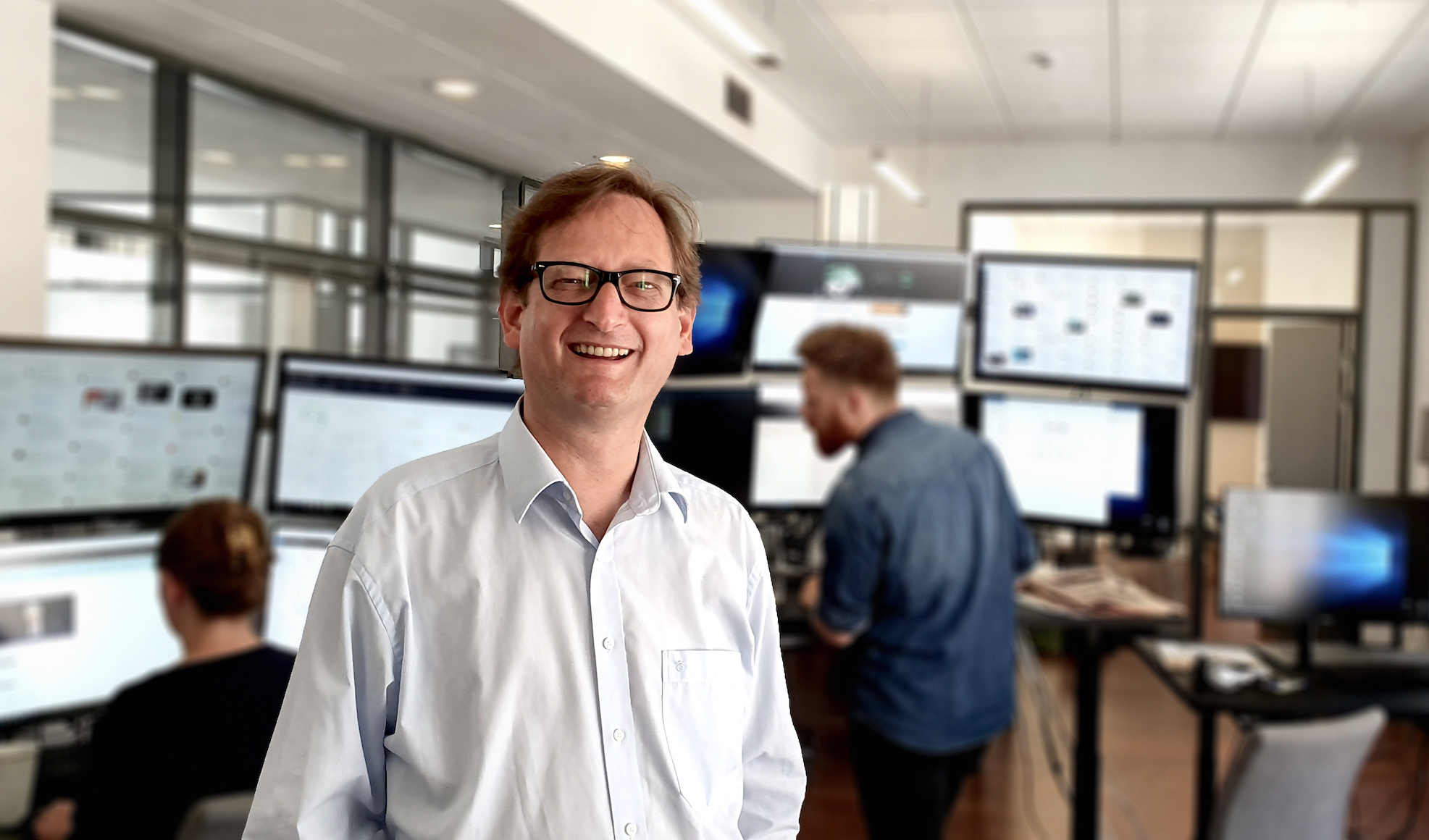 jorn andresen borsen newsroom
